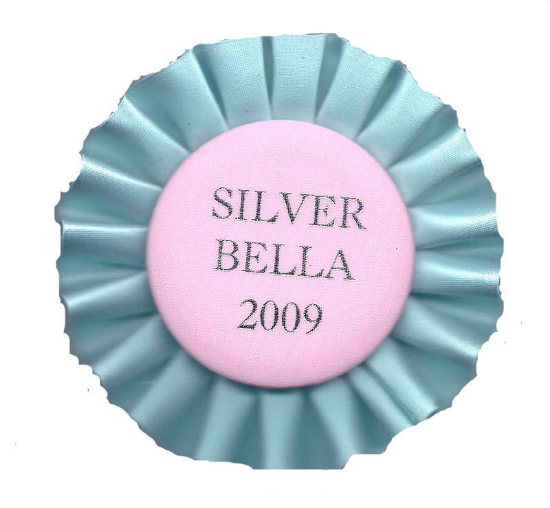 Silverbellabadge