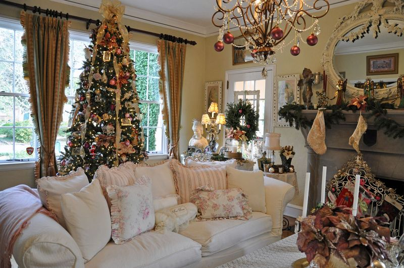 decorating your home for christmas uk sweet eye candy creations my christmas home - Decorating Your Home For Christmas
