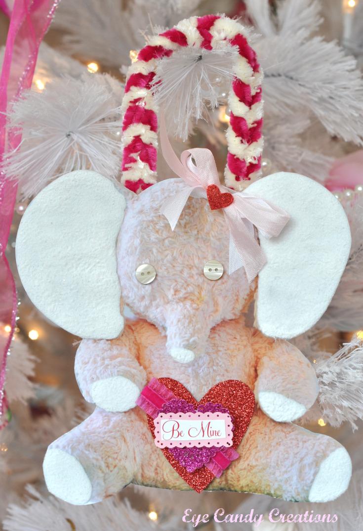 Pinkvalentineelephant