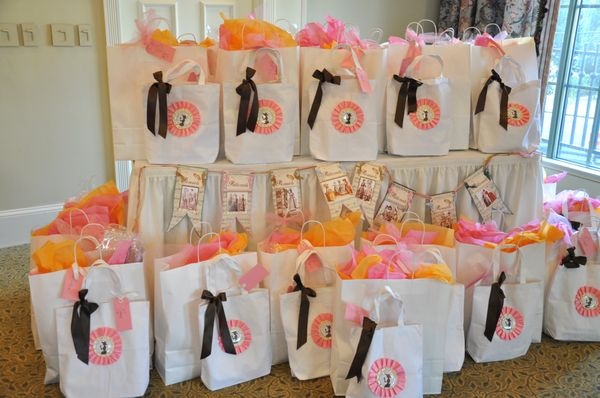 Ideas For Marriage Retreat Gift Bags : Petticoats & Parasols Part I ~ Welcome Southern Belle Soiree ...